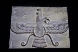Het symbool van Zoroastriërs.