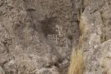 Zo zijn er duizenden Armeense kruisen ın de wanden van deze heuvel.