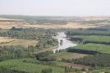 De Tigris ın Diyarbakir.
