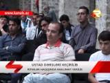 Ozbekistan Temsilcileri ustad dersleri kecirib