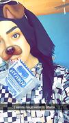 Zakje water