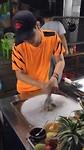 IJsje op de Night Market Duong Dong