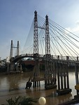 Fietsbrug Chau Doc