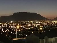 Tafelberg bij avond