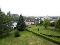 Mijn uitzicht over Limoges