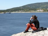 Uitzicht Pointe Rouge