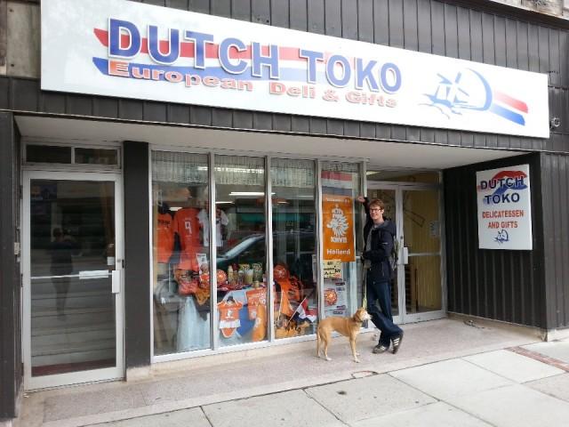 Dutch Toko