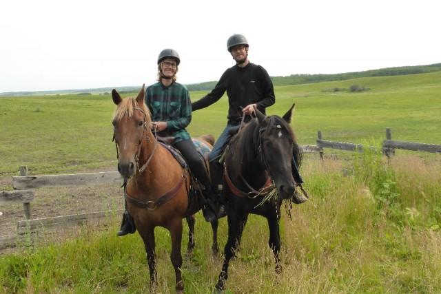 Horseback riding, Tenessee Walkers