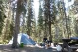 Prachtig kamperen in Banff