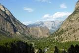 Onderweg naar Whistler