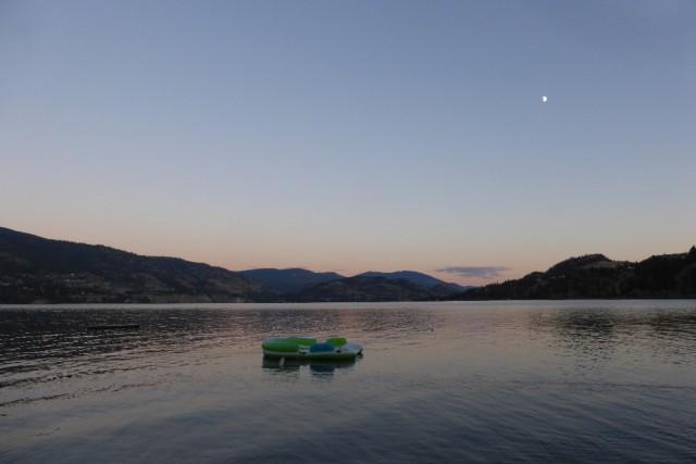 Skaha Lake, Penticton
