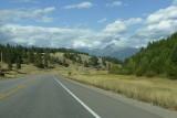 De Rockies komen in zicht!