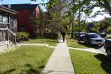 Wandelen door Sunnyside
