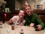 Eten bij de Italiaan in Edmonton