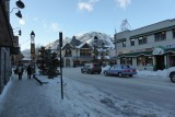 Winterse sferen in Banff
