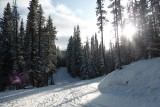 Bragg Creek, heel mooi