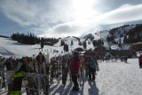 Sunshine Village Banff skigebied