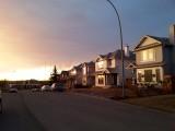 Logeren in Calgary, typische suburbs