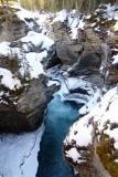 Athabasca watervallen