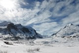 Columbia Icefields, gletsjer