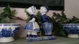 De familie is van Nederlandse afkomst, dat zie je door het hele huis :)