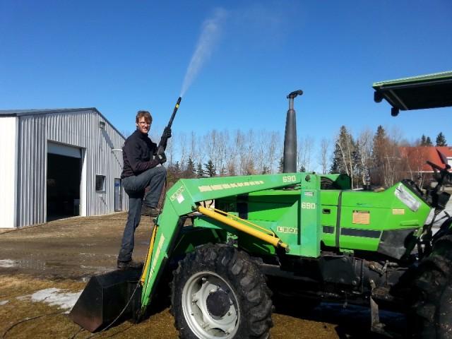 Het goede leven op de boerderij