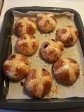Alvast oefenen voor paasen: Hot crossed buns