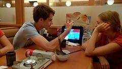 Gaaf bestellen met een iPad.