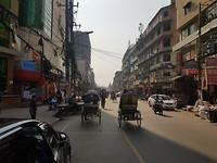 downtown Dhaka