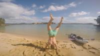 Epic handstand
