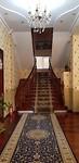 De trap in hostel 'Hello Dushanbe'