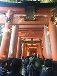 Fushiminari Shrine
