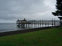 De pier van Frutillar.