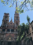 Mondriaanachtige kerk Cordoba