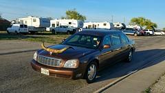 Taxi naar The Big Texan