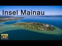 Insel Mainau in 4K