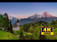 Berchtesgadener Land: Perle der Alpen - 4K - DJI MavicAir/OsmoAction