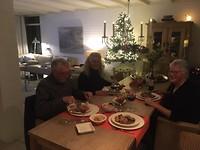 Kerst met papa & mama