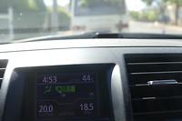 Om 16.53 is het 44 graden!!!!!