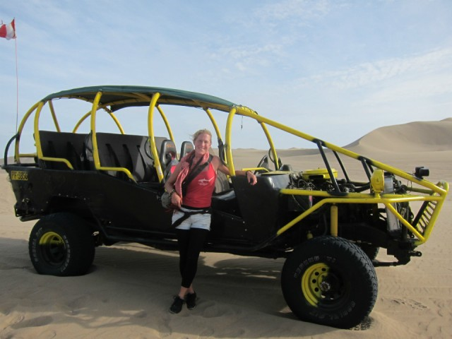 zand buggy