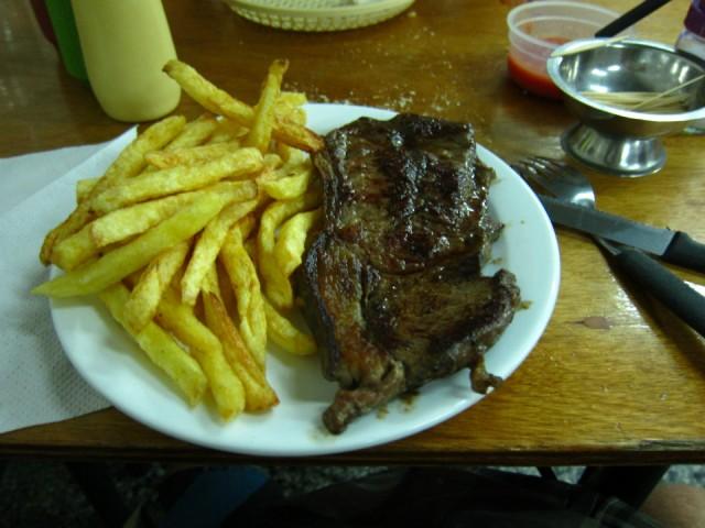 dagelijkse bief met friet voor 3 euro