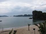 zo ziet het water er uit zonder typhoon