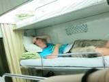 slaap trein
