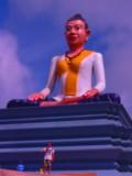 beschermer van de provincie Kampot