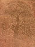 handwerk in de tempel van Angkor Wat