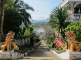 Grensovergang Laos thailand