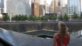 world trade center gedenk plaats