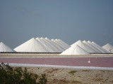 zout opslag/ zout winning
