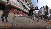Video #1: Lex in Freiburg!