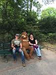 In het park #Berlijn